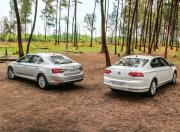 Volkswagen Passat vs Skoda Superb 3