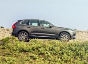 Volvo XC60 side view