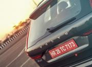 Volvo XC60 tail section
