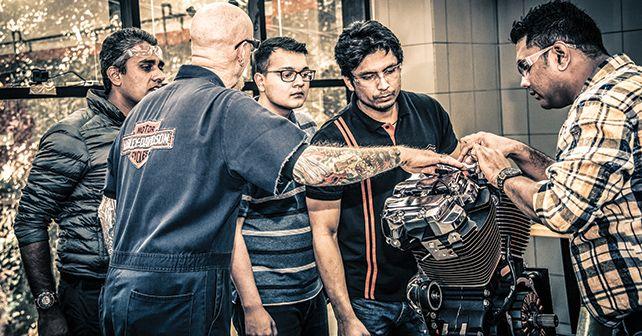 Harley Davidson University Pic21