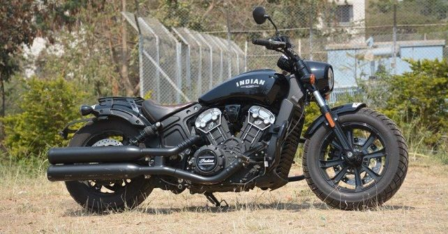 Indian Scout Bobber Review | Indian Scout Bobber First Ride