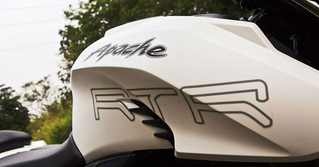 New TVS Apache RTR 160 launch on March 14 - autoX