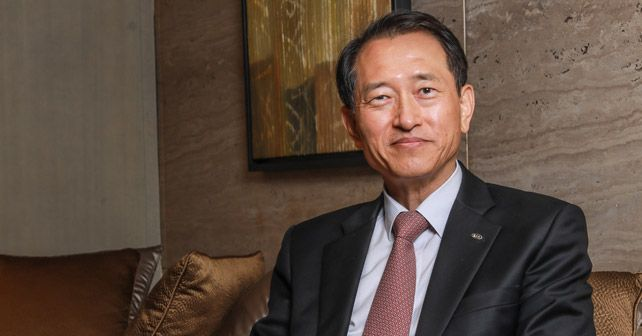Interview with H W  Park, President, Kia Motors & Y S  Kim, Excutive