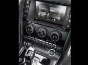 jaguar f type svr centre console
