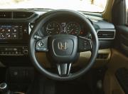 2018 Honda Amaze image steering wheel