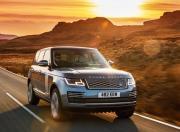 2018 Range Rover Autobiography motion