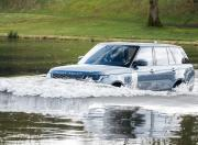 2018 Range Rover Autobiography water crossing