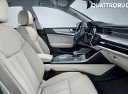 Audi A7 50 TDI interior31
