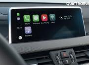 BMW X2 Xdrive 20d dashboard screen4