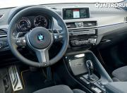 BMW X2 Xdrive 20d interior3
