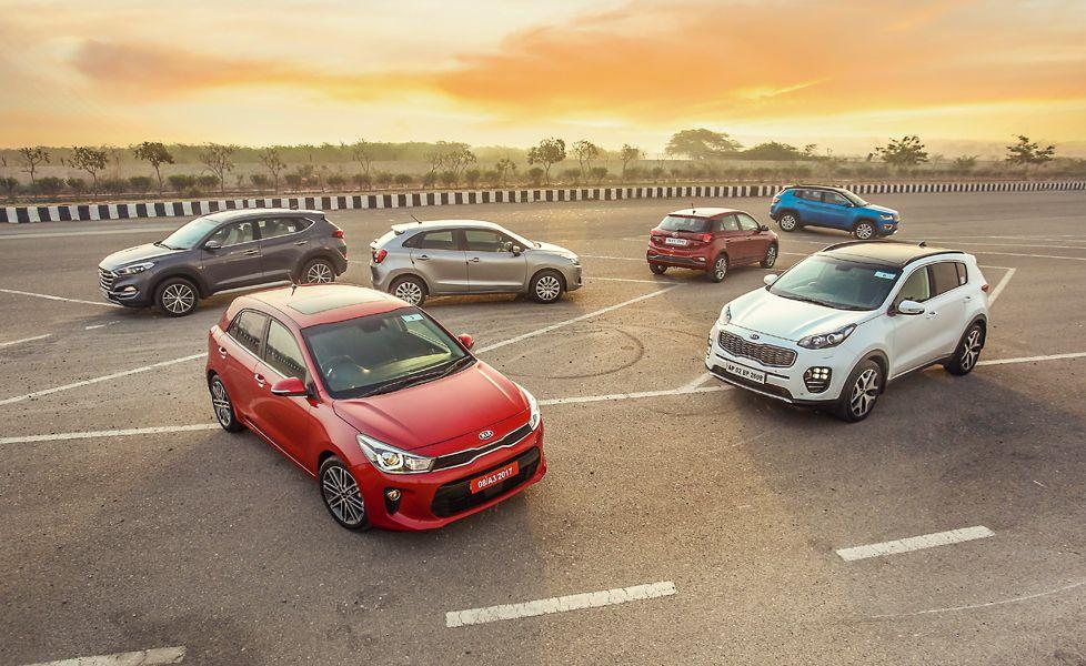 kia cars in india