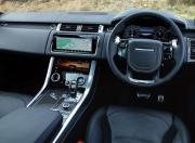 range rover sport svr interior2