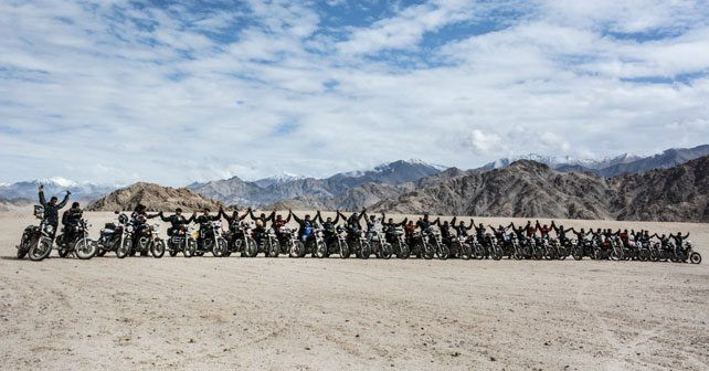 15th Re Himalayan Odyssey