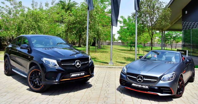 2018 AMG Special Editions