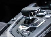 2018 Audi RS5 Coupe gear shifter