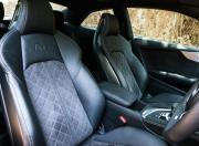 2018 Audi RS5 Coupe seats
