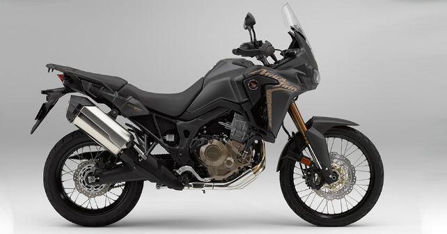 2018 Honda AfricaTwin Black M1
