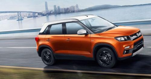 Maruti Suzuki Vitara Brezza Price In Trivandrum Check On Road