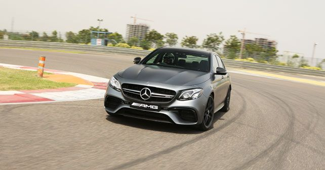 2018 Mercedes AMG E63 S 4Matic Review Action Web M