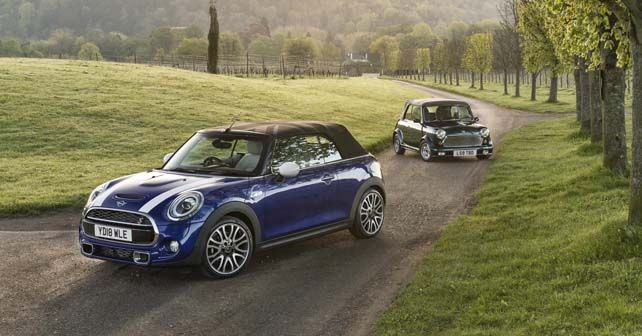2018 Mini 25th Anniversary Convertible