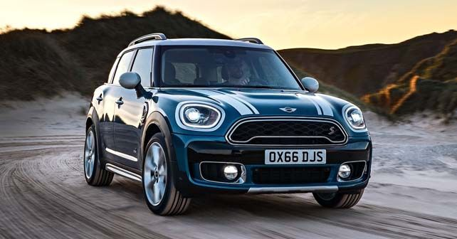 2018 Mini Countryman India Launch