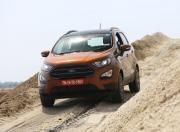 Ford EcoSport S Ecoboost action