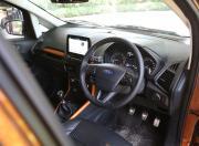 Ford EcoSport S Ecoboost interior
