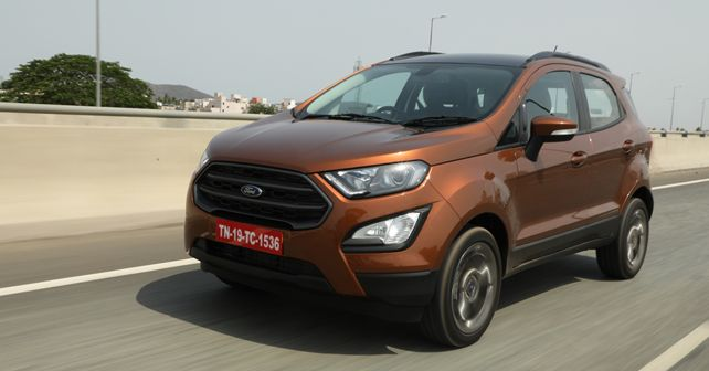 Ford EcoSport S Ecoboost Motion