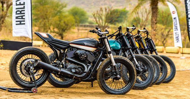 Harley Davidson Flat Track 2