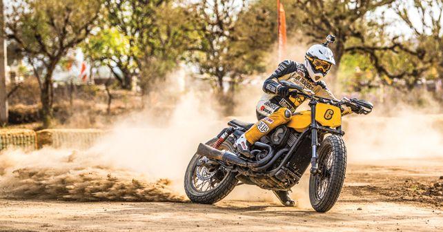 Harley Davidson Flat Track 6
