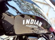 Indian Scout Bobber tank