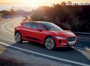 Jaguar I Pace dynamic