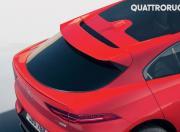 Jaguar I Pace rear side