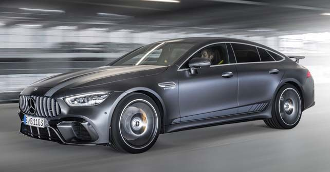 Mercedes AMG GT 4 Door Coupe Edition 1