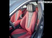 Mercedes Benz CLS 400d 4Matic front seat