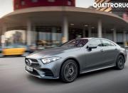 Mercedes Benz CLS 400d 4Matic motion
