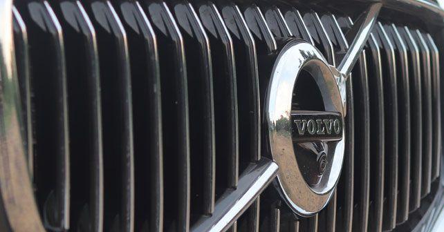 Volvo Auto India Xc60 Grille Front Logo M1