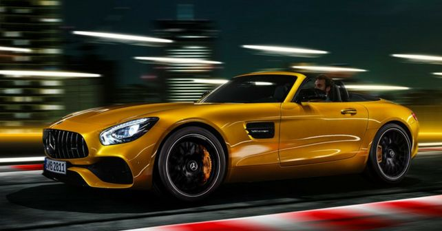 Amg Gt S Roadster 2
