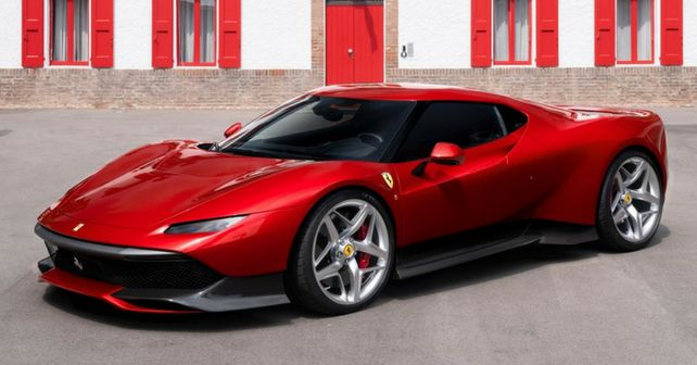 Ferrari Sp38 Front