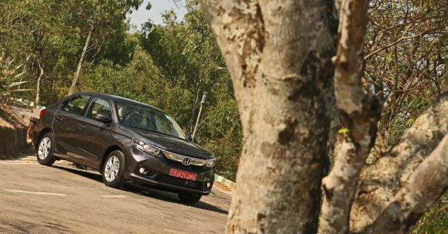 Honda Amaze Test Drive Review Static M2