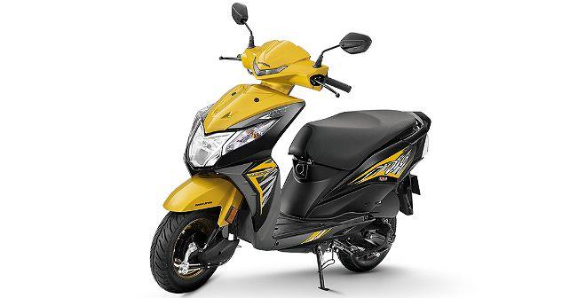 Honda Dio Deluxe
