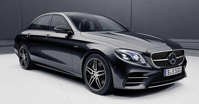 Mercedes Amg E53 Front