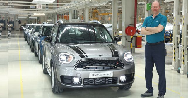 Mini Countryman Local Assembly