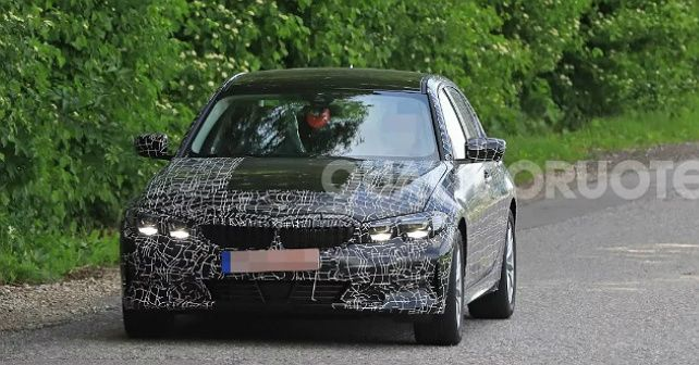 New 3series Spied 1