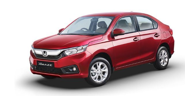 New Honda Amaze Compact Sedan India M