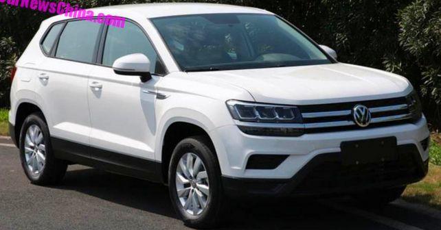 VW Tharu Leaked