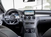 2018 Mercedes Benz C Class C 200 Interior Cabin Dashboard