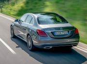 2018 Mercedes Benz C Class C 200 Rear Motion
