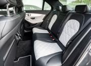 2018 Mercedes Benz C Class C 200 Rear Seats