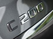 2018 Mercedes Benz C Class image C 200 Rear badge